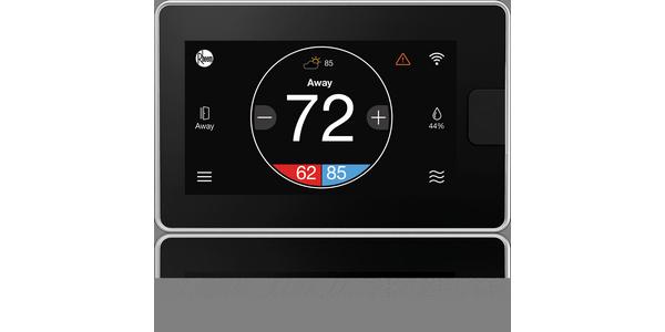 Rheem Unveils Econet Smart Thermostat Hvac P